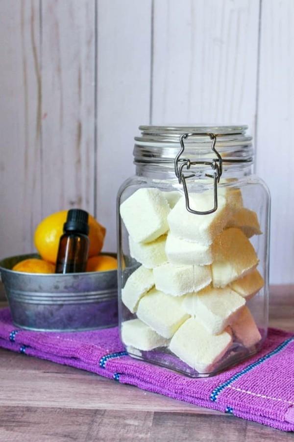 aromatische spülmaschinentabs selber machen