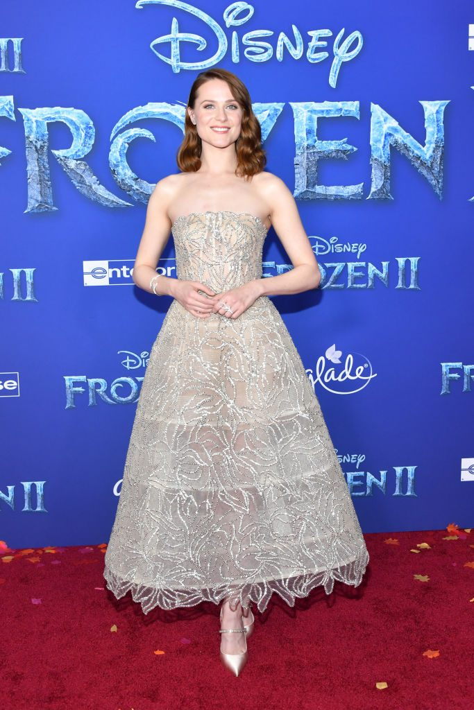 frozen 2 Mutter Kleid