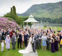 Hochzeitsfeier Ideen: 2020 Trends für Kleider, Deko, Menüs und mehr!