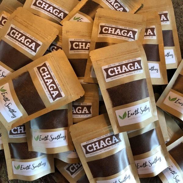 gesund leben Superfoods Chaga Tee