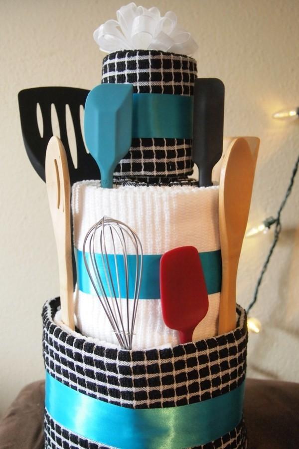 handtücher küchenutensilien einweihnungsgeschenk