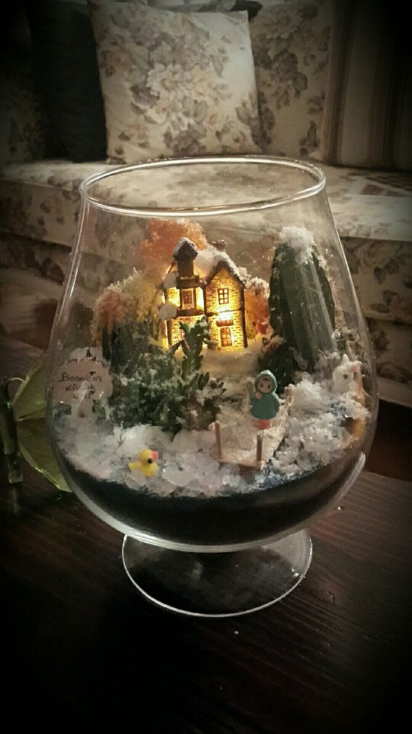 haus weihnachtsszene weihnachten deko