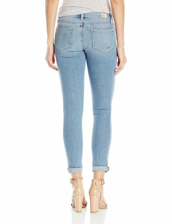 jeans trends 2019 Ultra Cuff Jeans damen