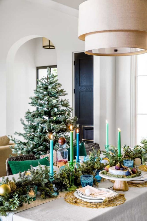 kerzen weihnachten tolle deko ideen