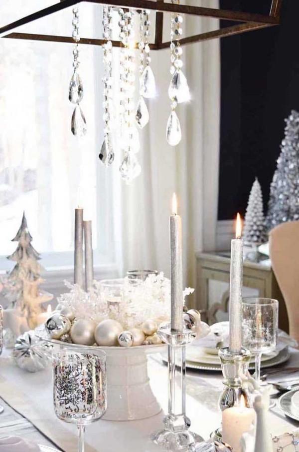 kerzen weihnachten tolle gestaltung kristall
