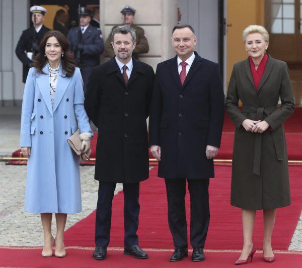 modetrends damen krnoprinzessin mary politik mary dänemark