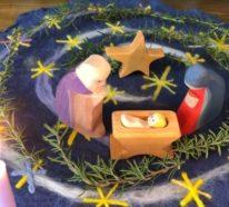 DIY Adventsspirale – die achtsame Alternative zum Adventskalender