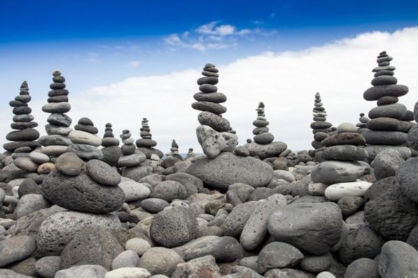 steinmännchen schaden natur teneriffa