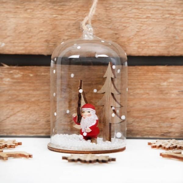 toller weihnachtsmann - weihnachten deko
