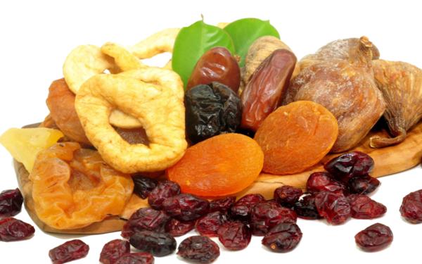 trockenfrüchte gesund gegen winterdepression