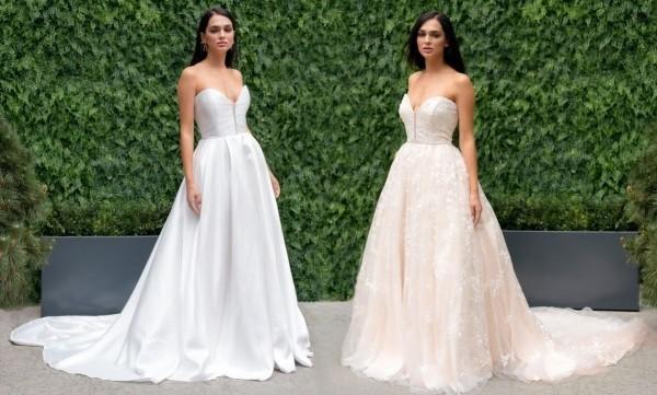 weiße Kleider Ideen Hochzeitskleider Ideen