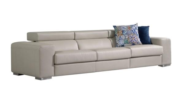 weiße Möbel - tolle Ideen zum Ledersofa-Reinigen