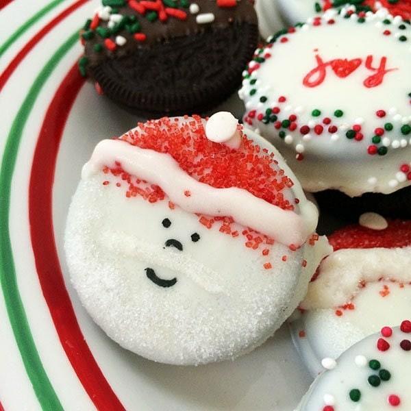 weihnachtsplätzchen dekorieren ideen