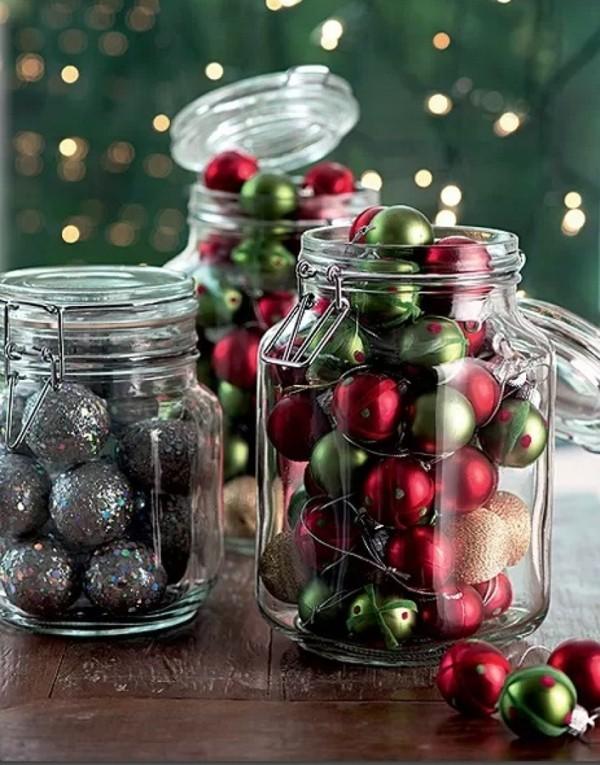 weihnactskugeln weihnachtsdeko weihnachten deko