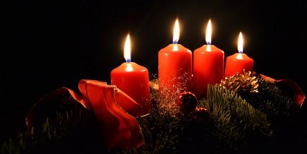 wunderbarew kerzen weihnachten - ideen