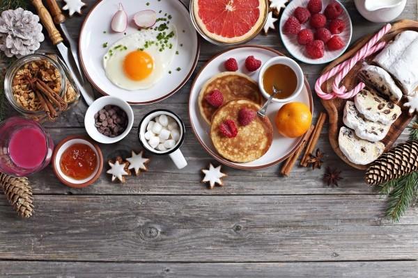 Adventskaffee Weihnachtskafee Buffet Ideen