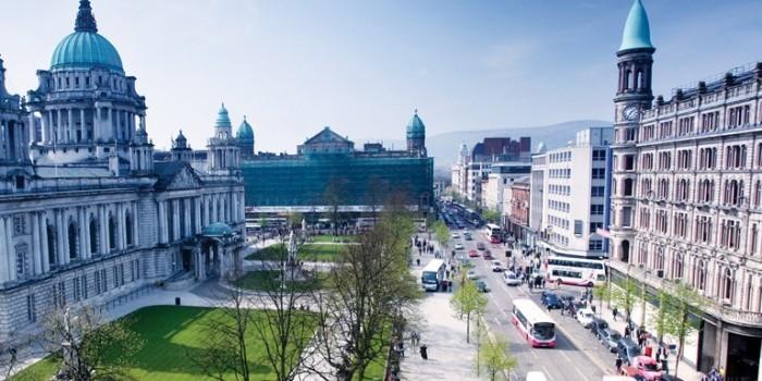 Belfast Urlaub 2019