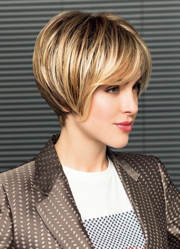 Blonde Haare Bob Frisuren Trends Pixie Frisur