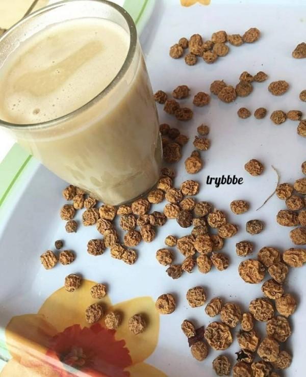 Erdmandeln Milch Rezept Ideen