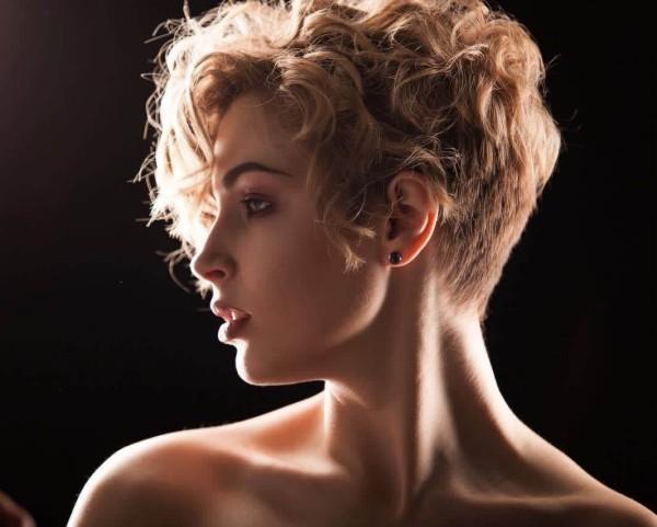 Frisuren - Trends - Pixie Frisur