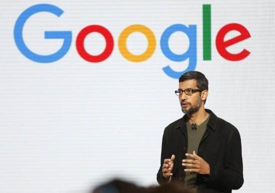 Google Mitbegründer treten zurück und ernennen Sundar Pichai zum Alphabet CEO sundar pichai übernimmt google und alphabet