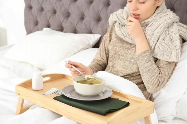 Hühnersuppe bei Erkältung Grippe natürliche Heilmittel
