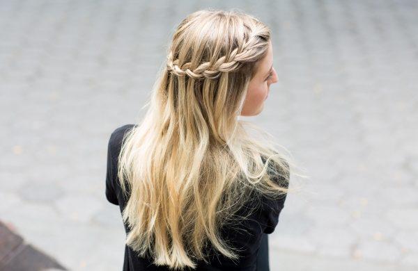 Idee für einen Haarschnitt für die Stadt Wasserfall Frisur