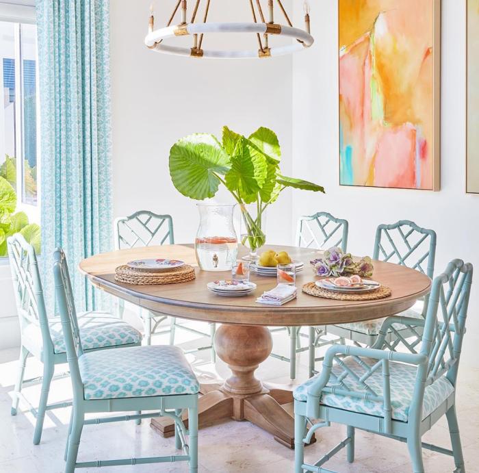Ideen für mehr Farbe im Interieur