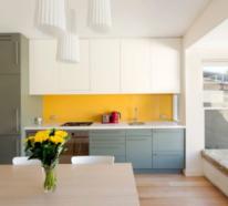 Stilvolle Ideen für mehr Farbe im Interieur