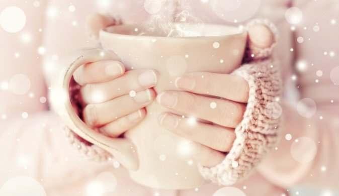 Kalte Hände gesund Leben