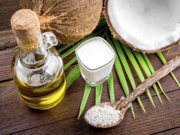 Kokosnussmilch Kokosnuss Produkte Kokoswasser Kokosöl