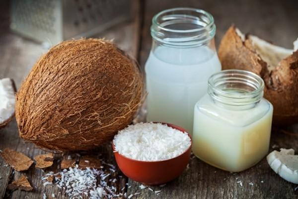 Kokosnussmilch Kokosnussprodukte gesundheitliche Vorteile