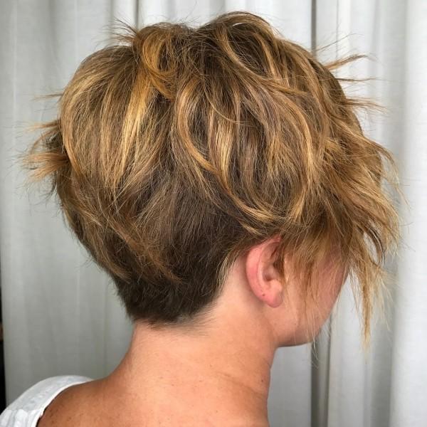 Kurze Haare Haartrends 2020 Pixie Frisur