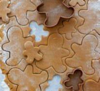 Lebkuchen backen: 100 Pfefferkuchen Ideen und ein einfaches Lebkuchenrezept