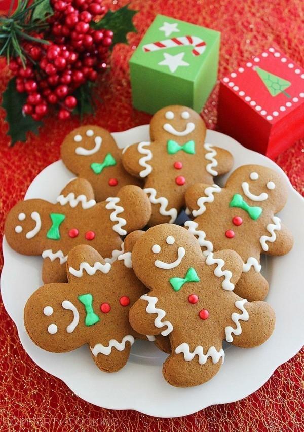 Lebkuchen zu Weihnachten Lebkuchenrezept Pfefferkuchen