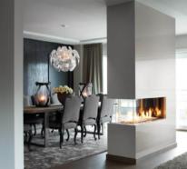 Moderne Kamine bringen Wärme und Gemütlichkeit in Ihr Zuhause