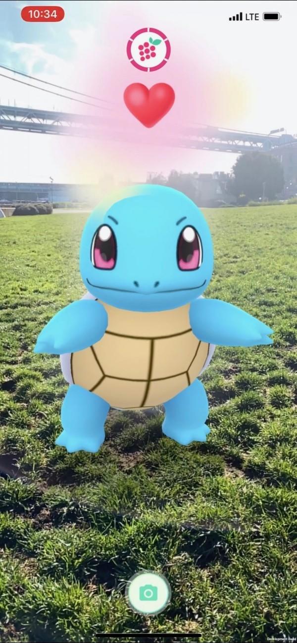 Neue Pokemon Go Buddy Adventure Funktion kommt im Jahr 2020 pokemon haustier liebhaben herzen verdienen