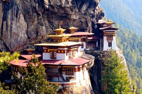 Paro Valley Bhutan