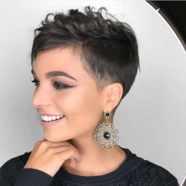 Pixie Cut 2020 Pixie Frisur