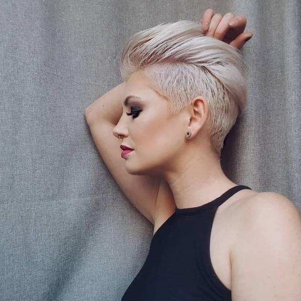 Pixie Frisur Mode Trends 2020