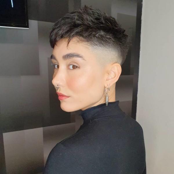 Pixie Frisur - tolle Frisuren für Damen