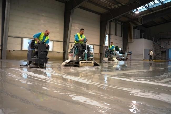 Polierter Betonboden Top 9 Vorteile für Ihr Geschäft speziallisten polieren beton in halle