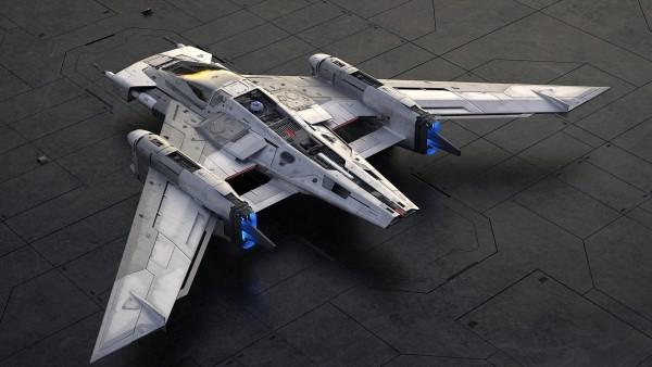 Porsche und Lucasfilm entwerfen ein Star Wars Raumschiff futuristisch und sci fi raumschiff pegasus