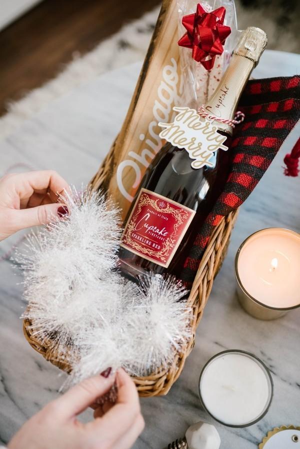 Präsentkorb weihnachten Wein und andere Inspirationen