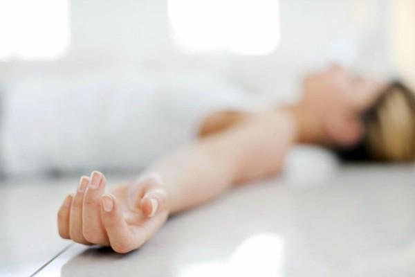Progressive Muskelentspannung nach Jacobson Anspannen Entspannen