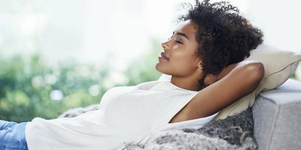 Progressive Muskelentspannung nach Jacobson verschiedene Muskelgruppen entspannen