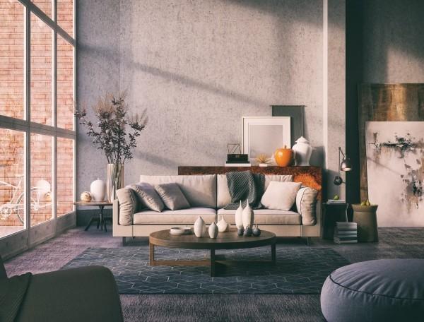 So können Sie Ihren eigenen Teppichboden verlegen dunkler teppich raffinesse sonnenuntergang