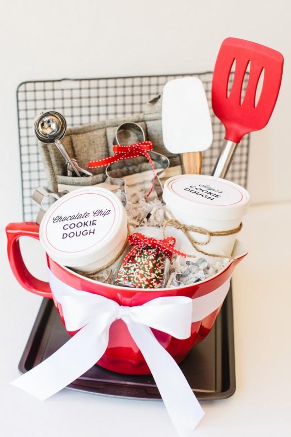 Tassen und Geschirr Präsentkorb