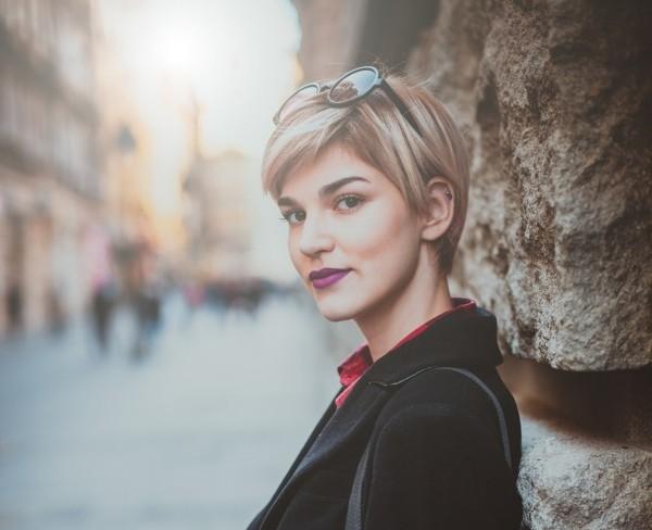 Trendige frisuren für Damen - Trends Pixie Frisur