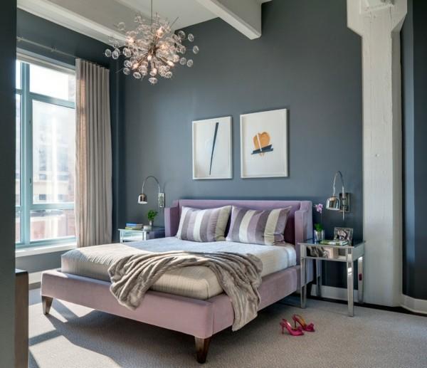 Wasserbett Geschichte Schlafzimmer modern gestalten Betten